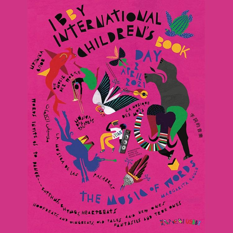 روز جهانی کتاب کودک ۱۴۰۰